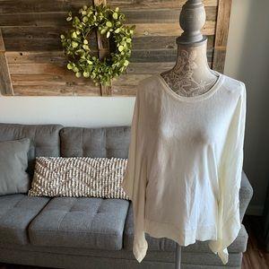 Michael Michael Kors Split Sleeve Poncho Sweater